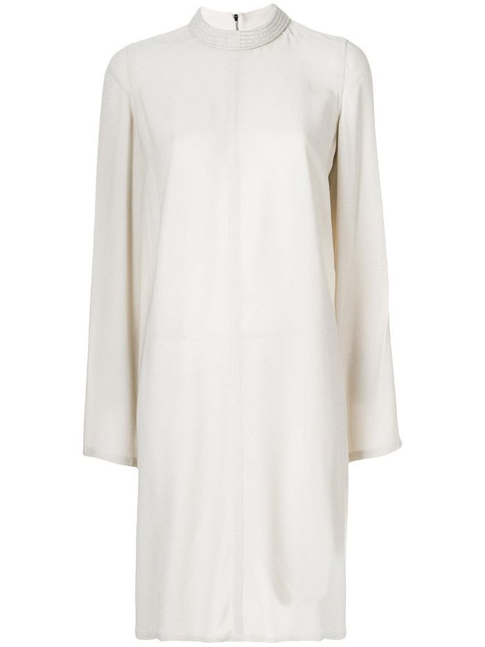 Moody Longsleeves Tunic dress
