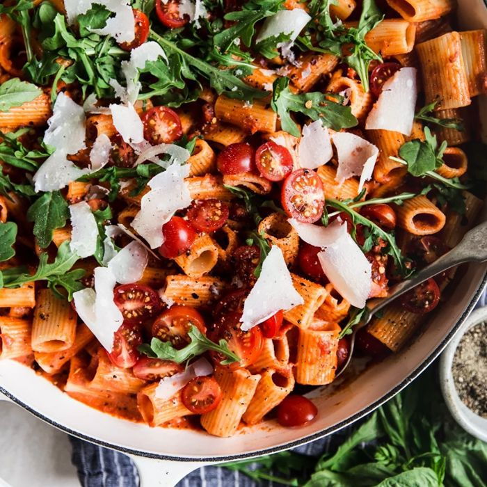 7 Easy Pasta Recipes You Can Make in 30 Minutes Flat
