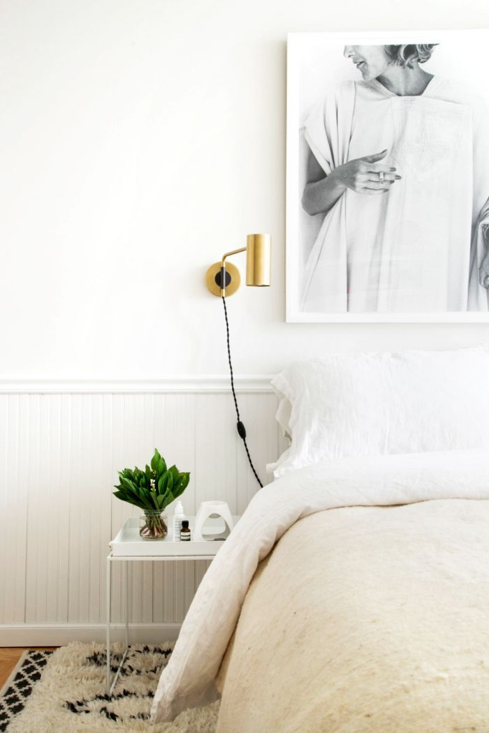 Bedroom Feng Shui: Neutral colors in a bedroom
