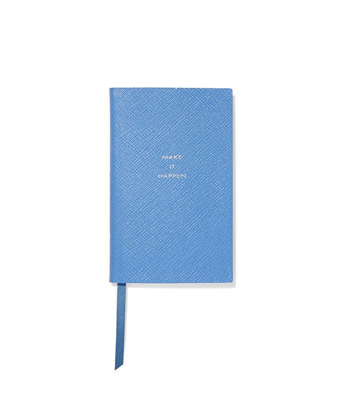 cute leather notebook