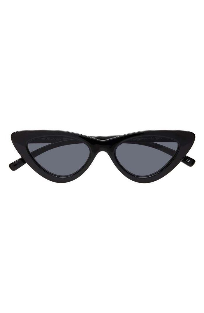 X Adam Selman Last Lolita 49Mm Cat Eye Sunglasses - White