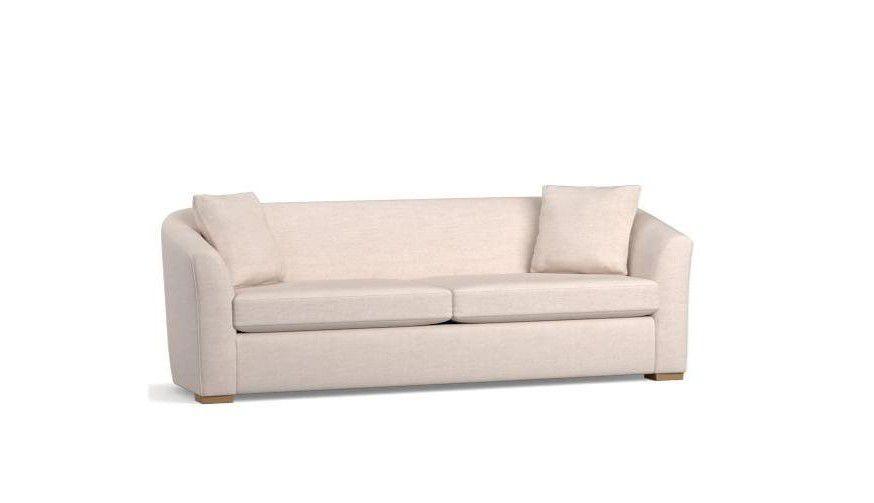 Pottery Barn Bodega Upholstered Grand Sofa