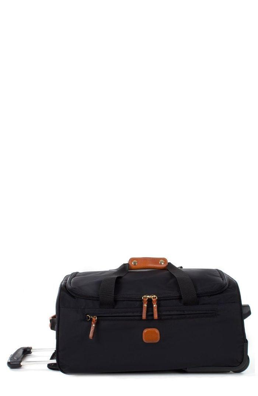 Bric's X-Bag 21-Inch Rolling Duffel Bag TSA Rules for Food