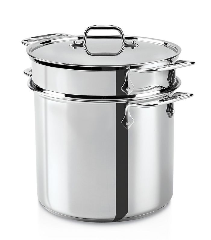 All-Clad Stainless Steel 8-Quart Multi Cooker