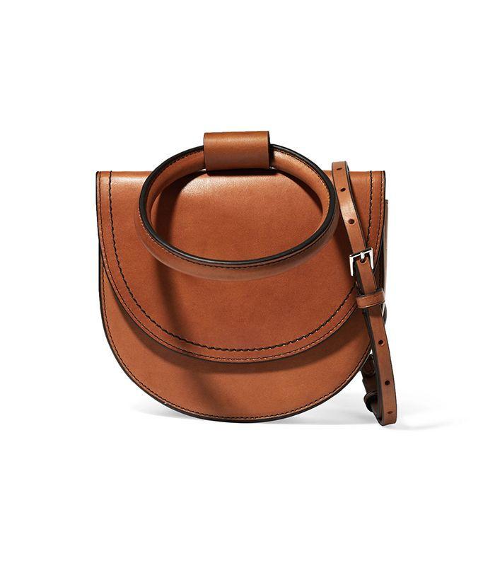 Whitney Leather Shoulder Bag