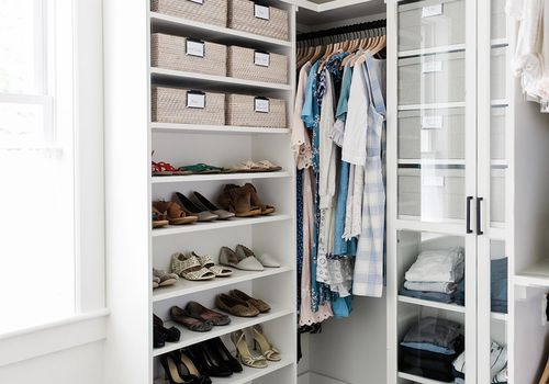 Here Are 10 Incredible Closet Makeovers to Copy in Your Home