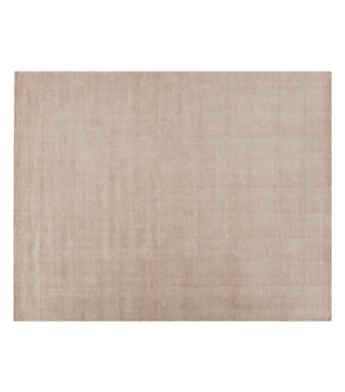 CB2 Scatter Light Pink Rug
