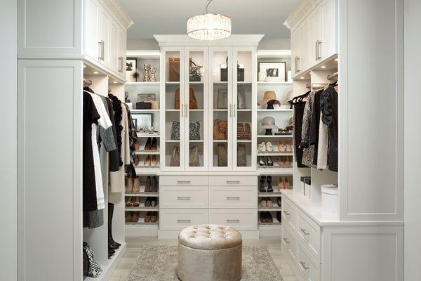 Redesign Closet