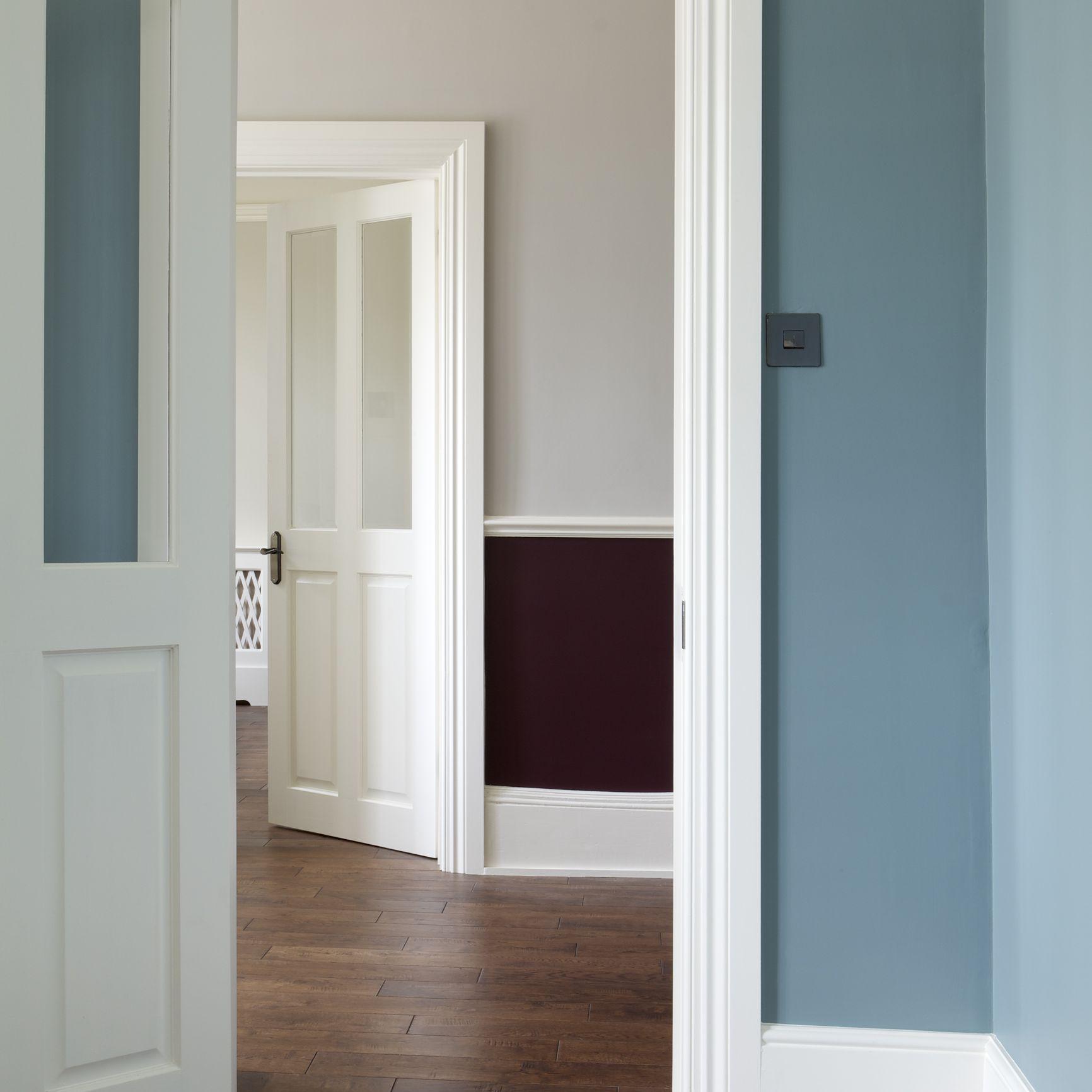 Farrow & Ball - Habitación Oval Azul
