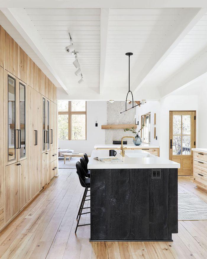 Emily Henderson's Mountain Kitchen