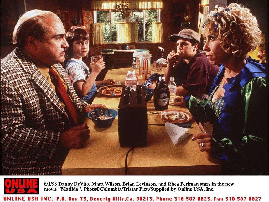 best '90s movies - matilda
