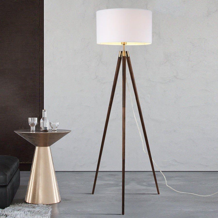 Light Society Celeste Tripod - Lámpara de pie