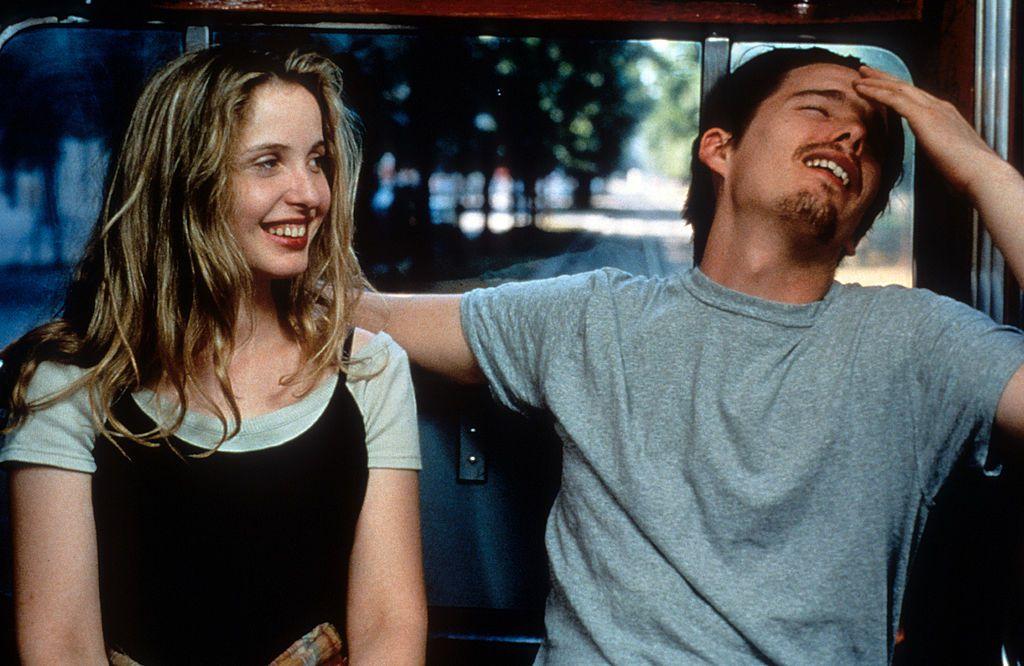 best 90s films - before sunrise