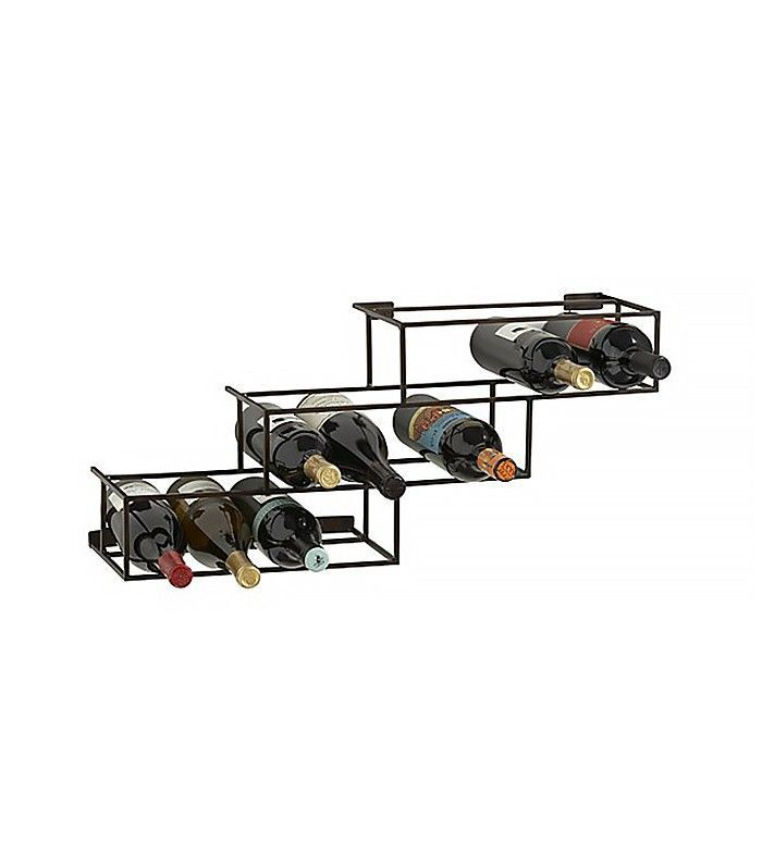 Matrix 12-Bottle Wine Rack - Crate and Barrel