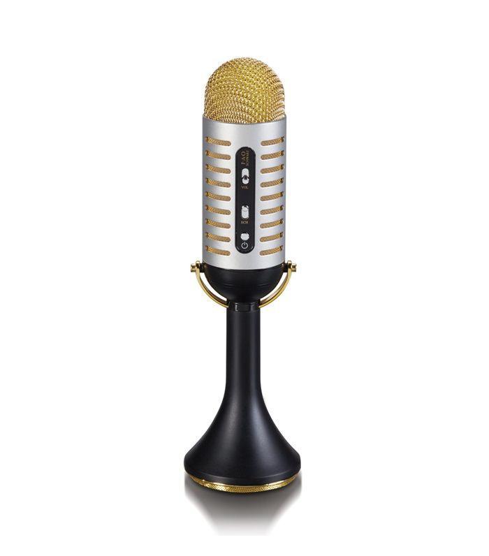 FAO Schwarz Bluetooth Vintage Microphone