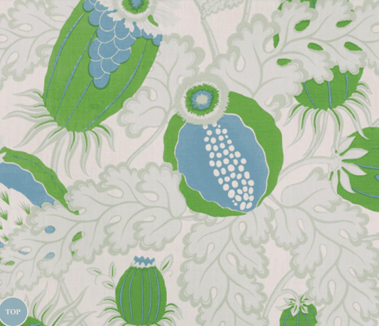 Fabrics & Papers Interiors Carnival Wallpaper