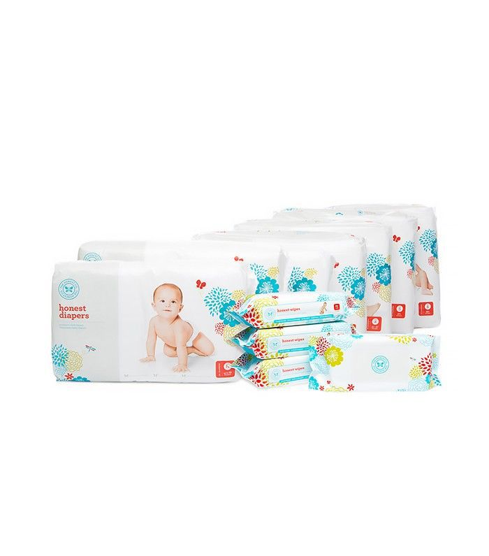 The Honest Company Diapers and Wipes Bundle