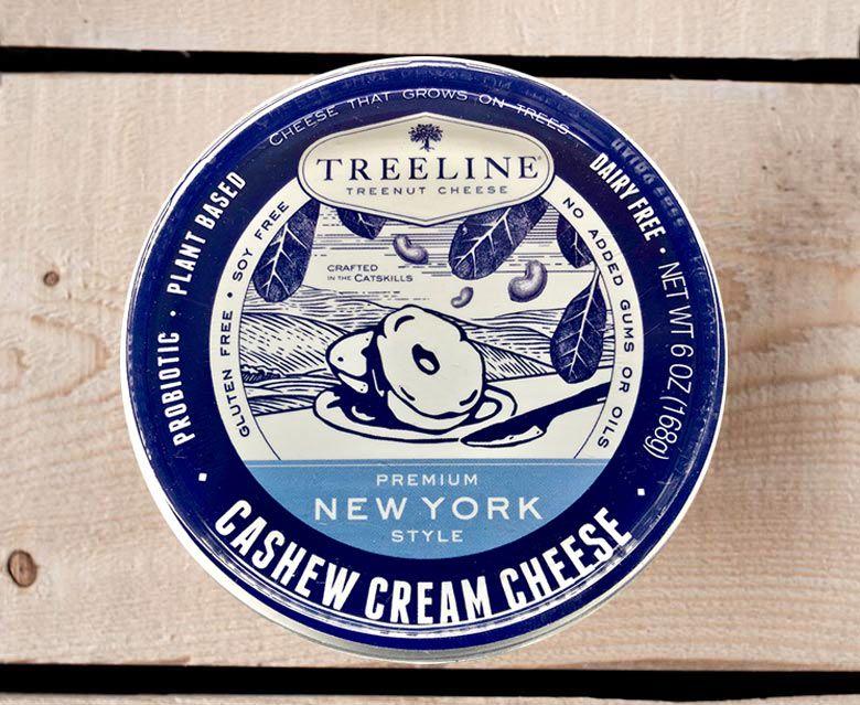 Treeline Premium New York Style Cream Cheese