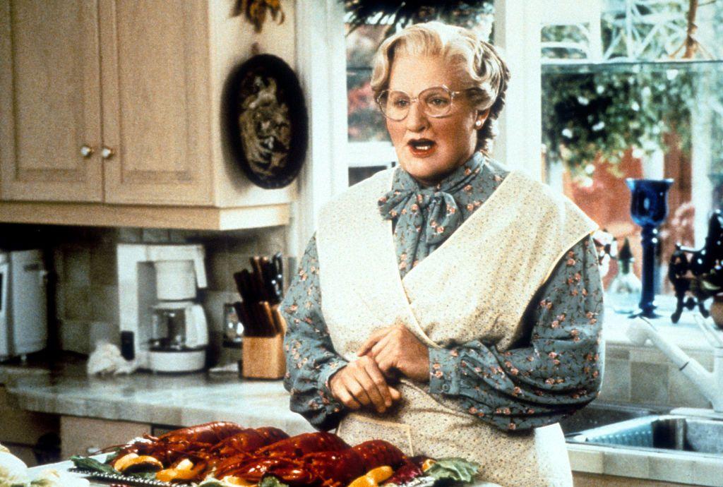 best '90s movies - mrs. doubtfire