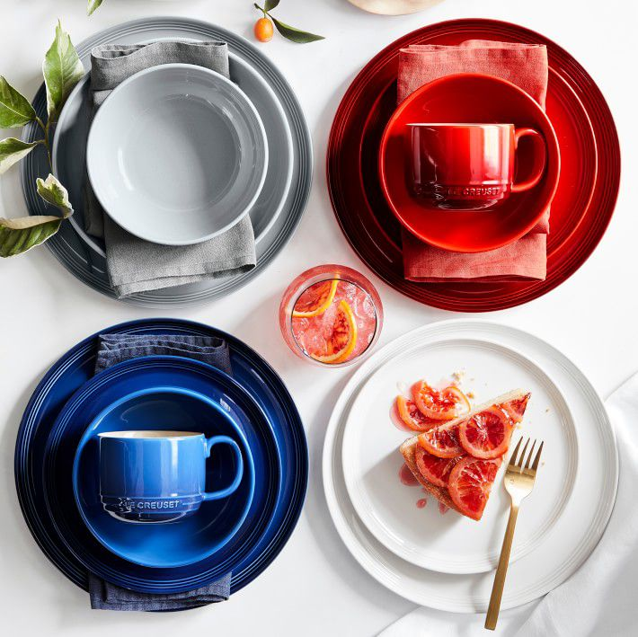 Le Creuset Coupe Dinnerware Collections, Williams Sonoma