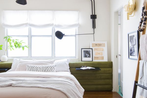 Small bedroom lighting ideas