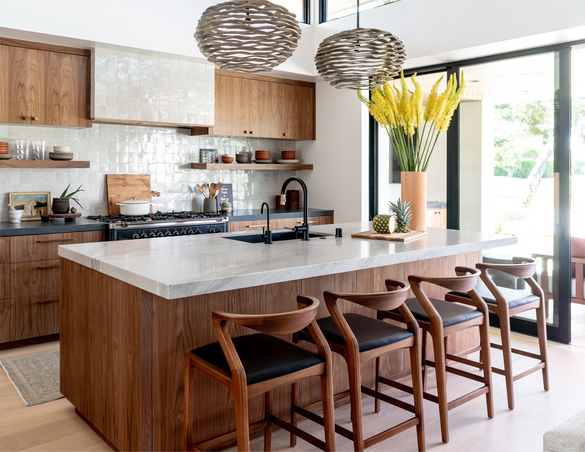 17 Gorgeous Midcentury Modern Kitchen Ideas That Never Go Out Of Style