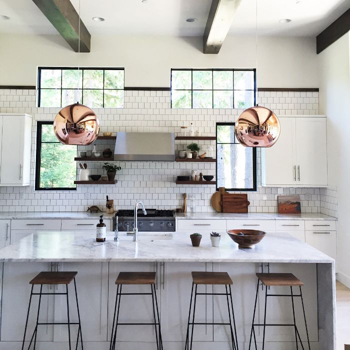 What Color Paint White Kitchen Cabinets: These Are The 8 Best Kitchen Cabinet Paint Colors
