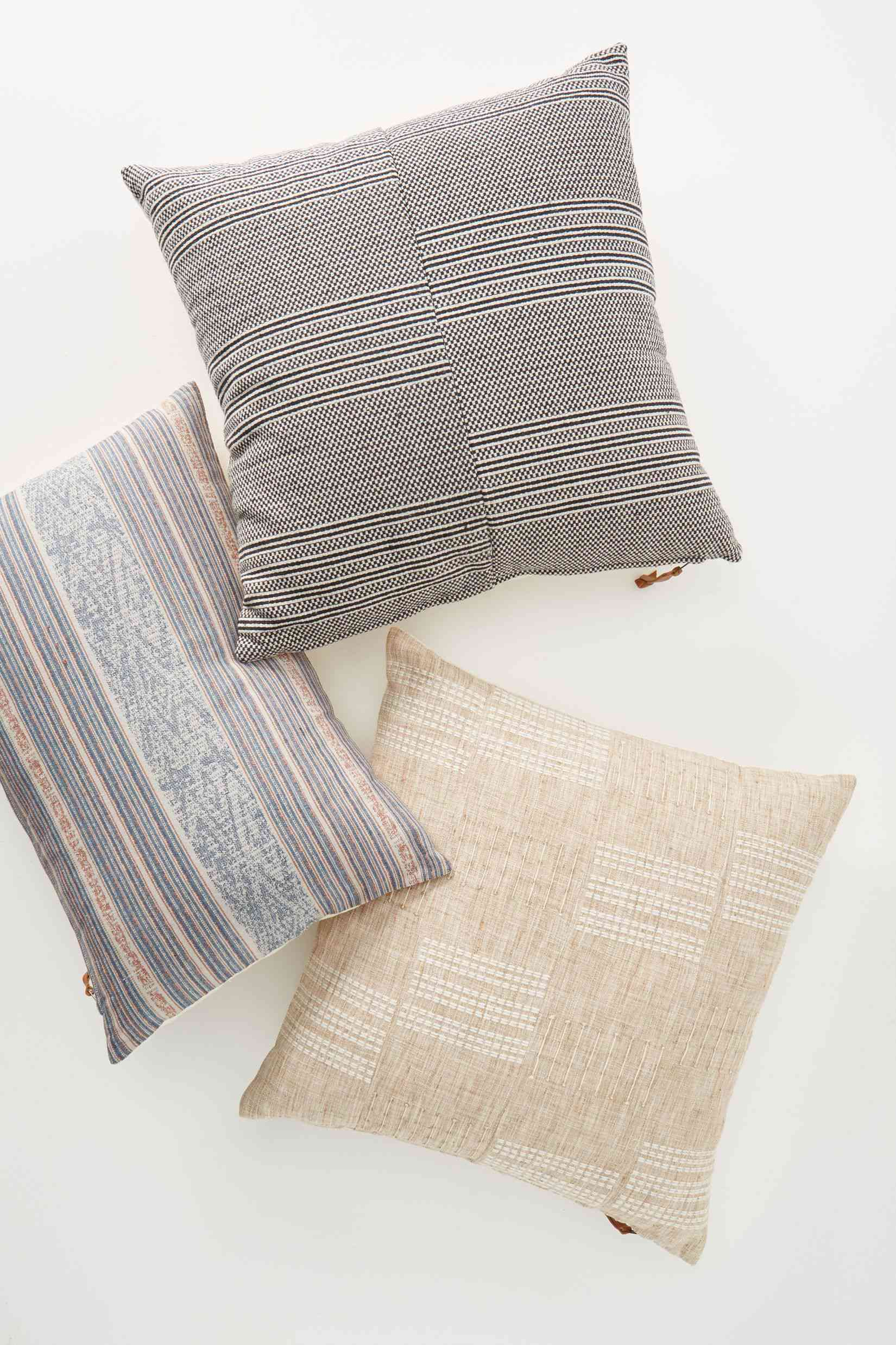Amber Lewis For Anthropologie Woven Ferndale Pillow