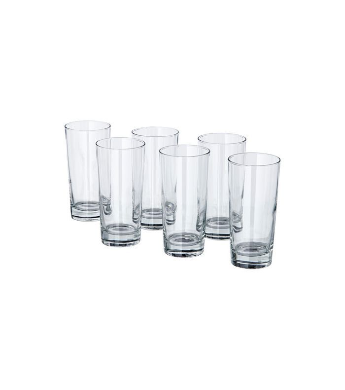 IKEA Godis Glassware, Set of 6