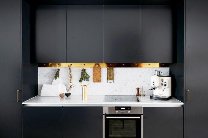Kitchen Layouts — One-Wall