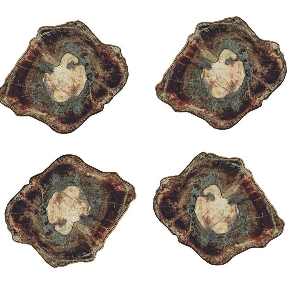 Fossil coasters