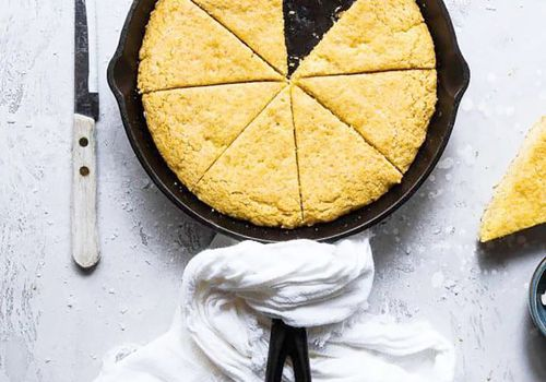 What Goes With Chili — Vegan Sweet Cornbread