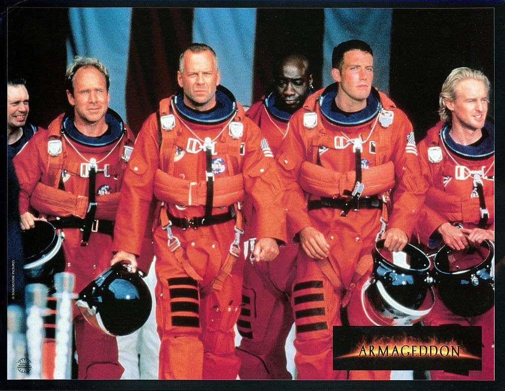best 90s movies - armegeddon