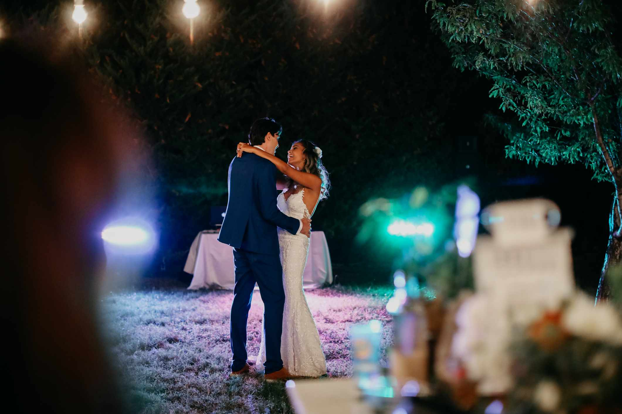 primer baile de boda
