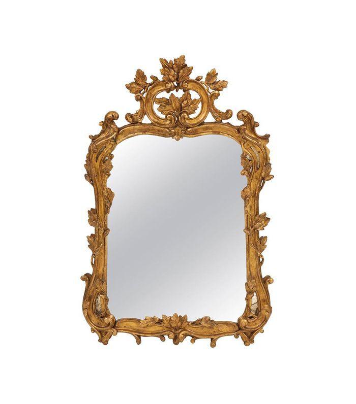 James Sansum Fine Louis XV Rococo Mirror