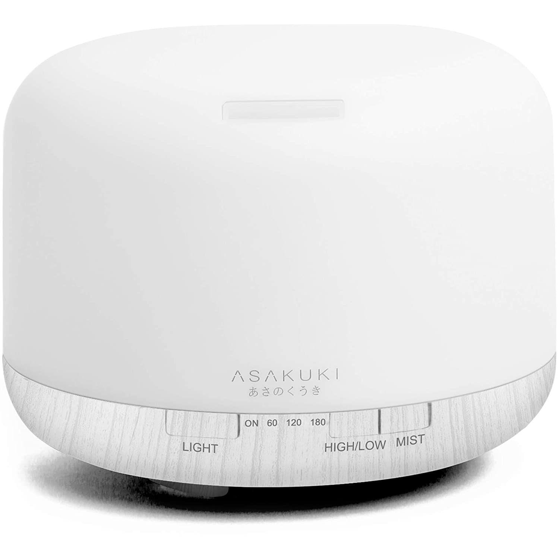 ASAKUKI Premium Essential Oil Diffuser Humidifier