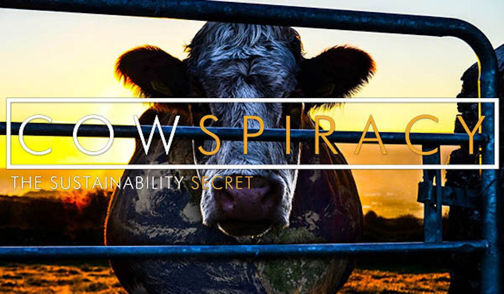 Cowspiracy documentary poster