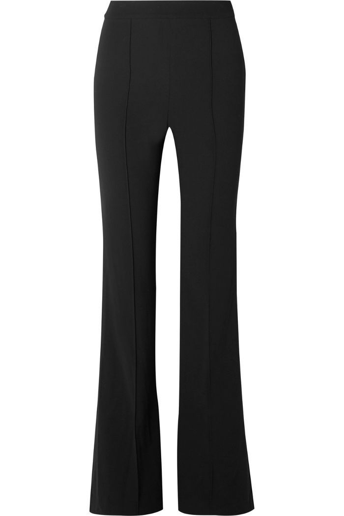 Jalisa Cady Wide-leg Pants