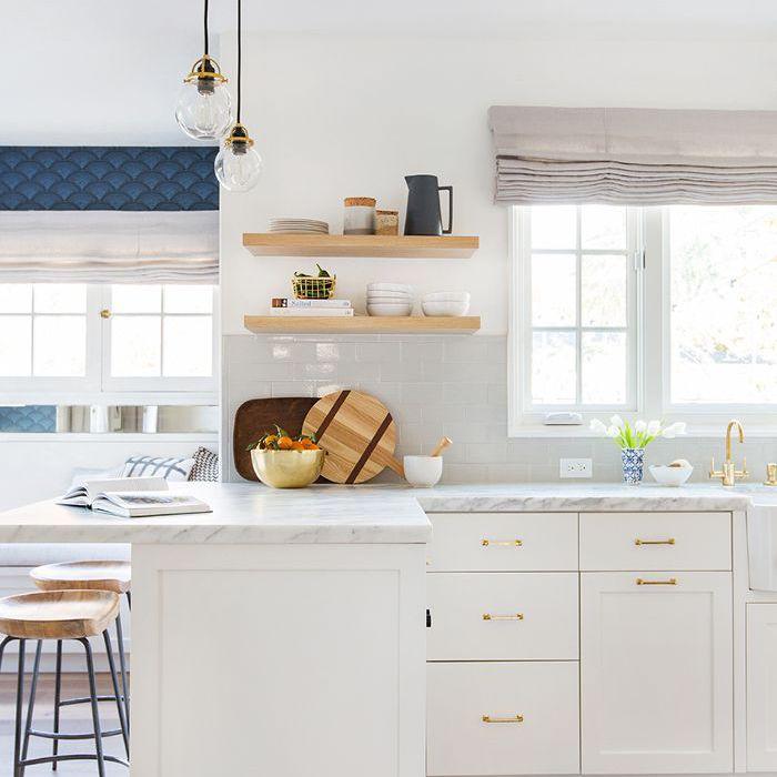 ideas de diseño de cocina blanca