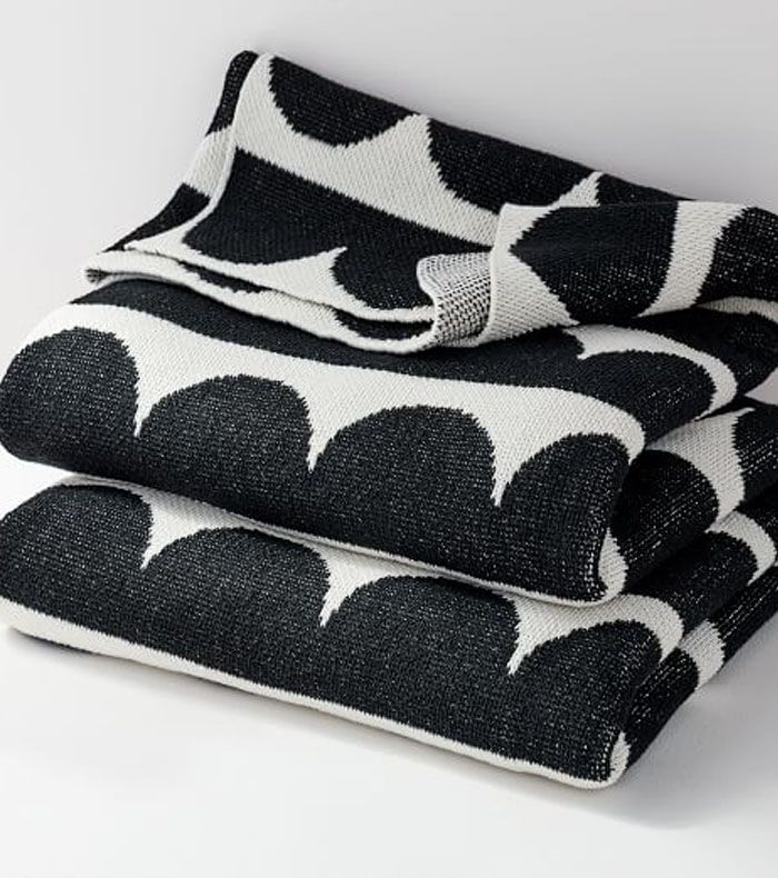 16 Beautiful Winter Throws for the Coziest Sofa