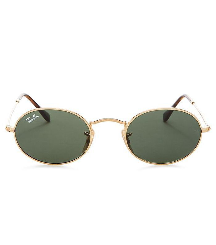 Ray-Ban Unisex Mirrored Round Sunglasses, 48mm