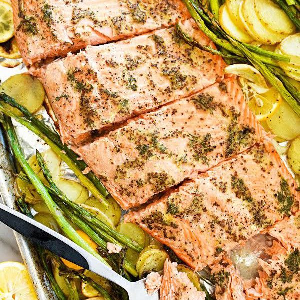 3 Genius Baked Salmon Dinners You Can Dish Up in Just 20 Minutes