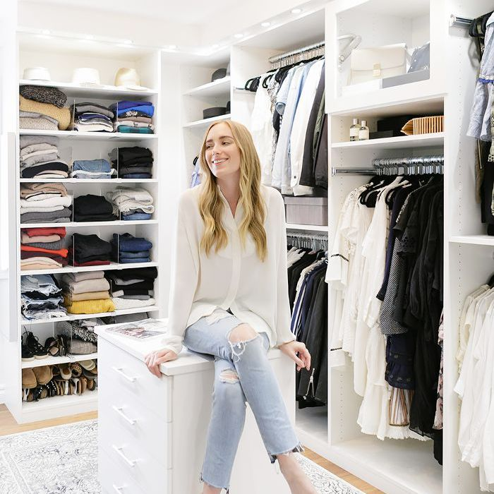 4 Ways to Make Your Closet Feel Like a Luxe Dressing Room