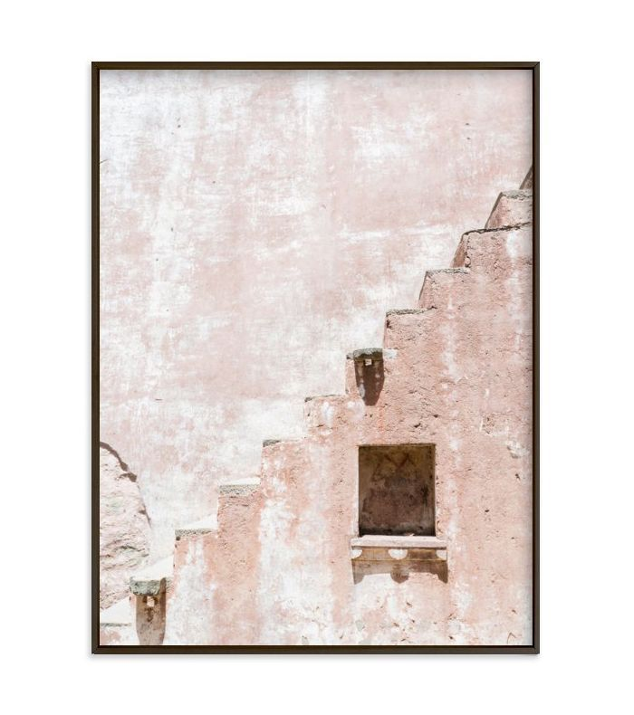 Kamala Nahas Fortress i Wall Limited Edition Art Print