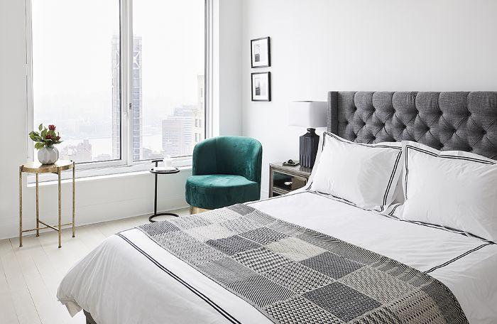 Ashley Benson's New York City Apartment Guest Bedroom