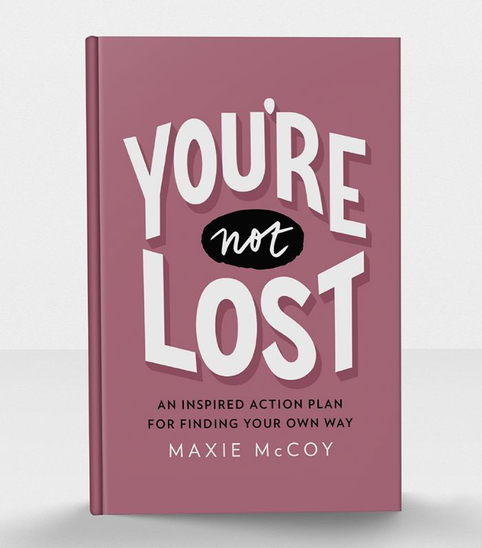 You're Not Lost by Maxie McCoy