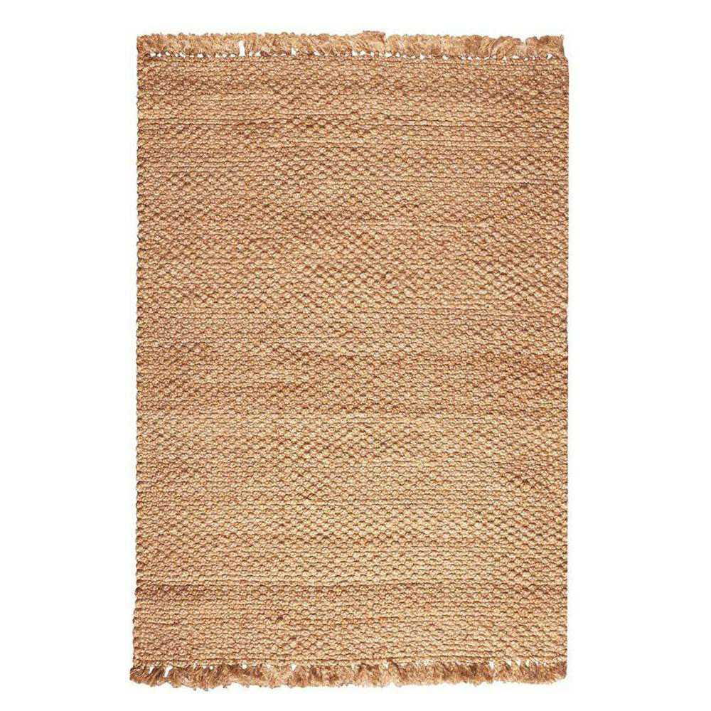 Braided Natural Area Rug—How to Clean a Rug