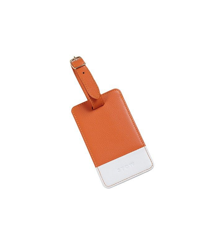 Stow Luxury Luggage Tag