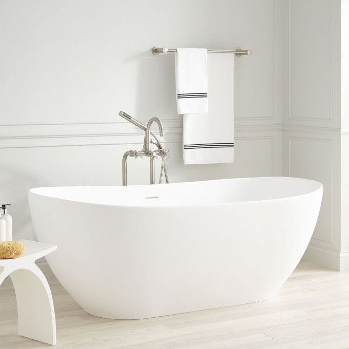 Signature Hardware Winifred Freestanding Tub