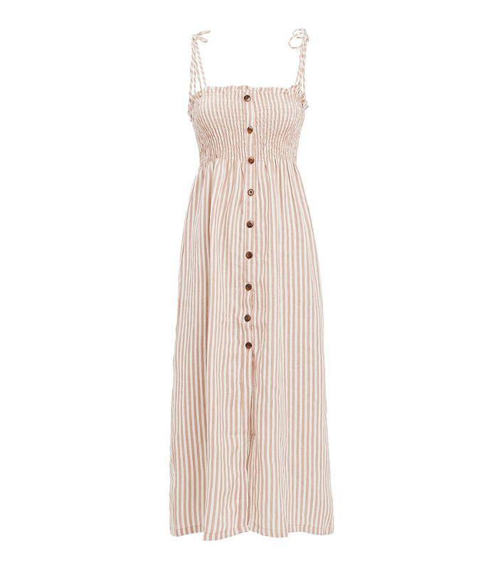 Faithfull Suki Midi Dress